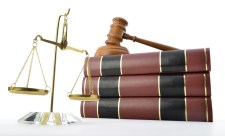 Our Vancouver Wrongful Death Attorney  gavel and balance scales