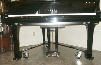 Grand Piano Dolly For Small Grands Easy Assembly