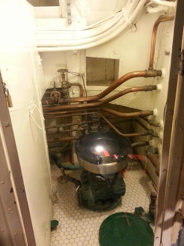 Navy Bathroom Accessories