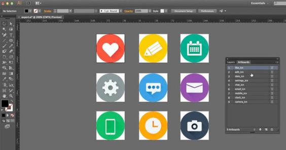 icon design tuts