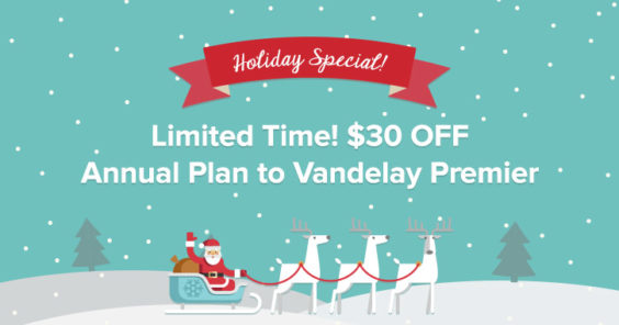 Holiday Sale! Save $30 Off Unlimited Premium Graphics