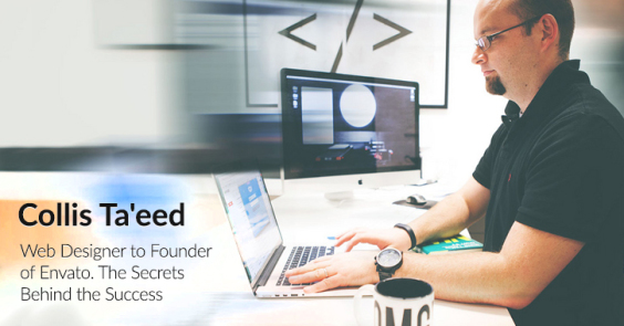 How I Started as a Web Designer and Built a 250 Person Company