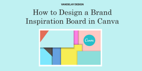 How To Make an Inspiration Board with Pinterest, Coolors and Canva