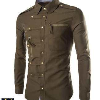 officer's shirt vanderbilt bijl
