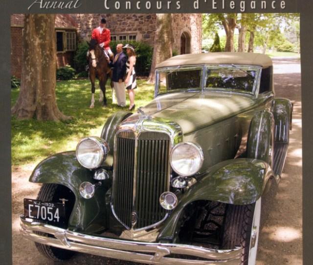 Radnor Hunt Concours Delegance Program Classic Chryslers