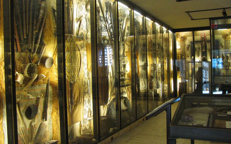 Vanderbilt Museum & Exhibits