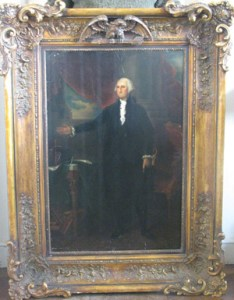 Washington-portrait