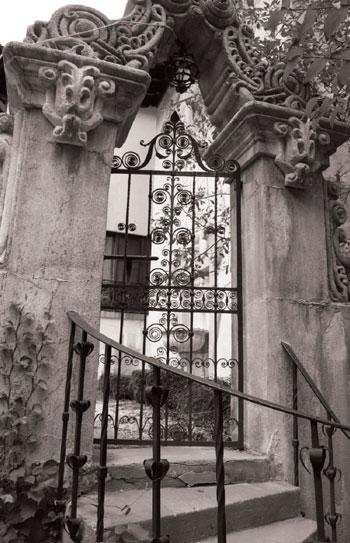 "The ""Eagle's Nest"" Mansion"