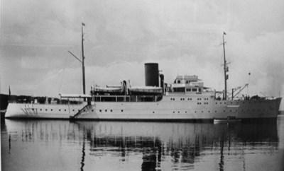 The Alva, 1931 Photo: Vanderbilt Museum archive
