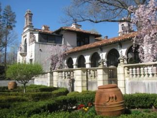 Vanderbilt Mansion, Eastern View