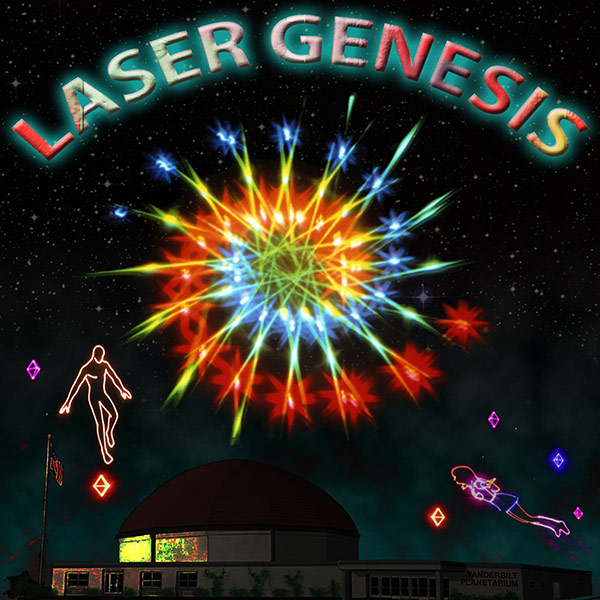 Vanderbilt Museum: New Friday Planetarium Show: Laser Genesis!