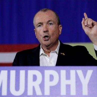 New Jersey's Progressive Trump