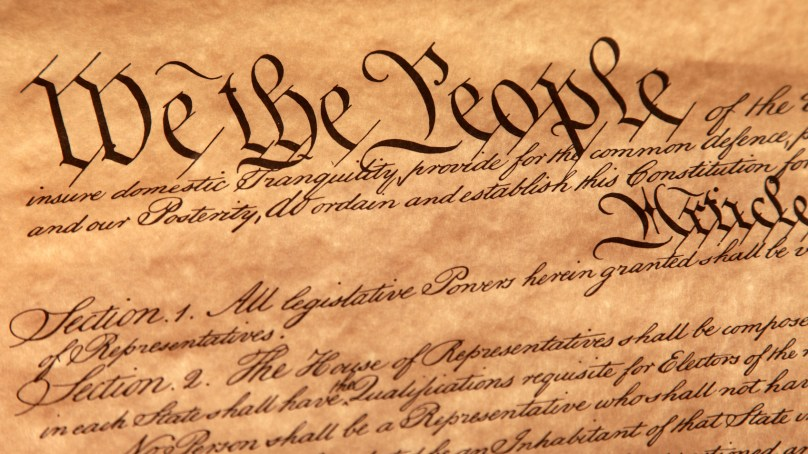 Far Right Calls for a Return to the Articles of Confederation
