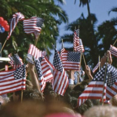 Raza: Donald Trump Will Not Define America