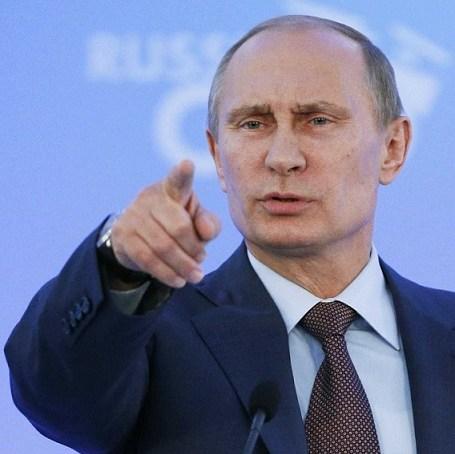 Putin's Crimean Blunder