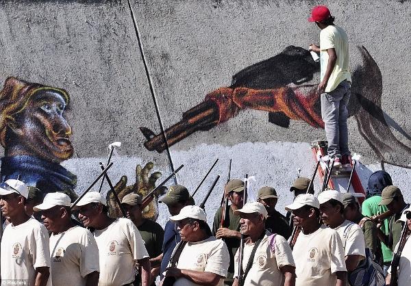 The Effectiveness of Mexican Vigilantes