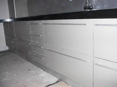 Project keuken onder constructie 3