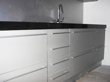 Project keuken onder constructie 2