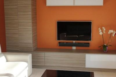 Project woonkamer met meubels 3