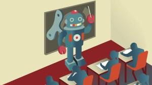 Robot classroom 1