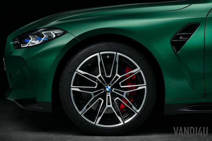 2021 BMW M3 G80 and M4 G82 revealed: Top 10 thing to know | Vandi4u