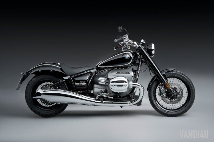 BMW R 18 First Edition launched: Top 8 things to know   Vandi4u