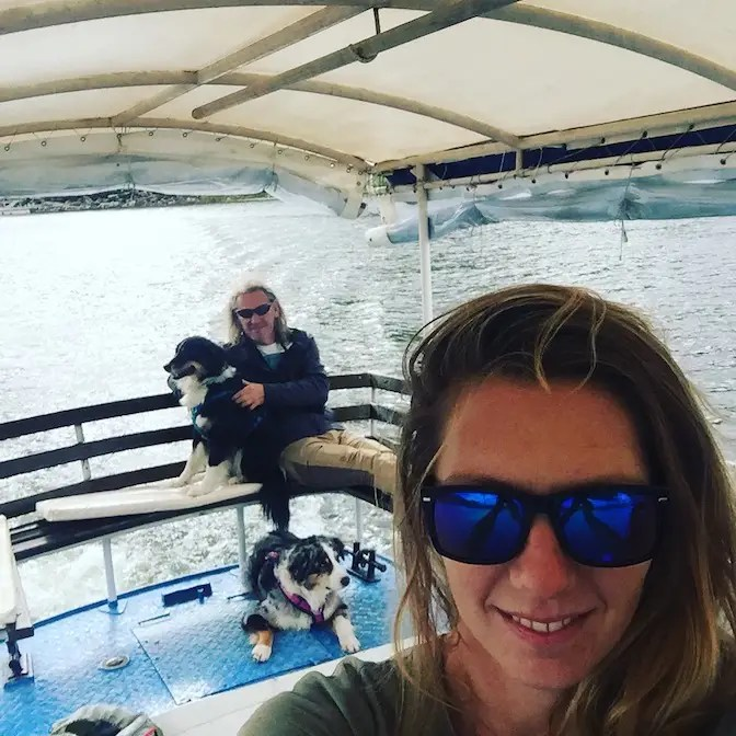 Skadarsko Jezero Bootstour Hund