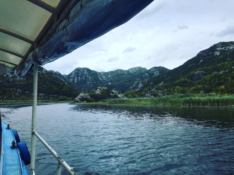 Skutarisee Skadarsko Jezero Montenegro