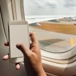 Kaj se zgodi, če na letalu ne izklopimo svojega telefona? Slika 1
