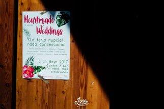 Heart Made Weddings cartel III edición