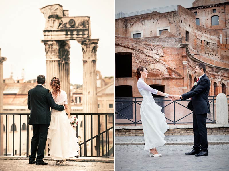 Wedding in Rome by Vanessa Cerrone event planner