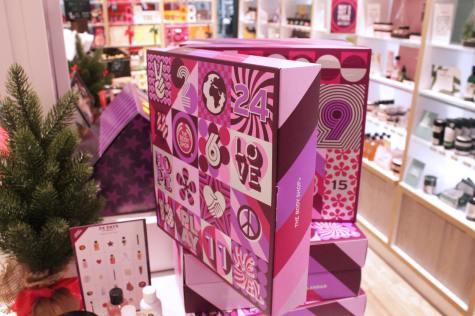 Body Shop Gift Beauty Advent Calendar