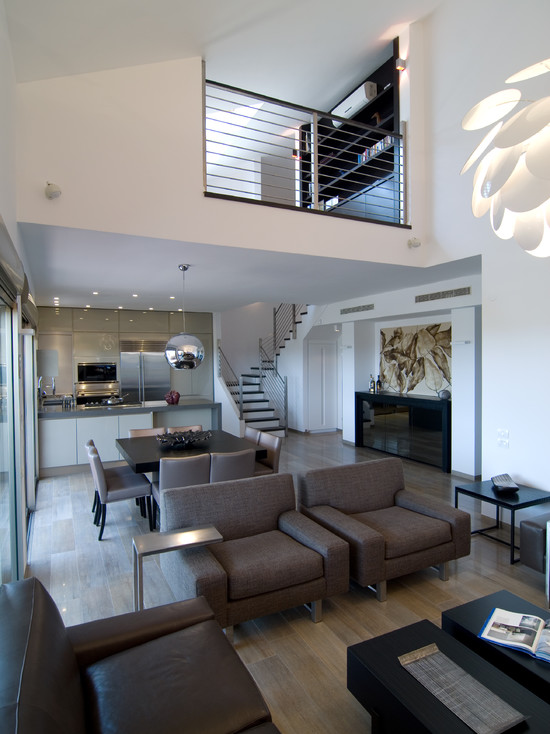 An Urban Penthouse (Tel Aviv)
