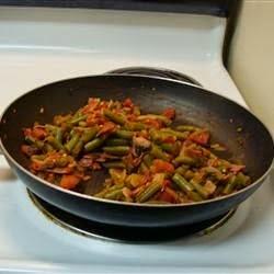 Side Dish – Sweet Italian Green Beans