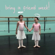 Bring a Friend Week!