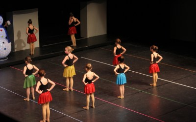 Dance Demo Rehearsal December 7th