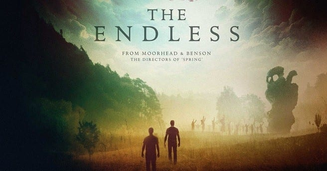 The Endless 2018 #TheEndless2018 From directors Justin Benson and Aaron Moorhead.  The Endless and Resolution double review.