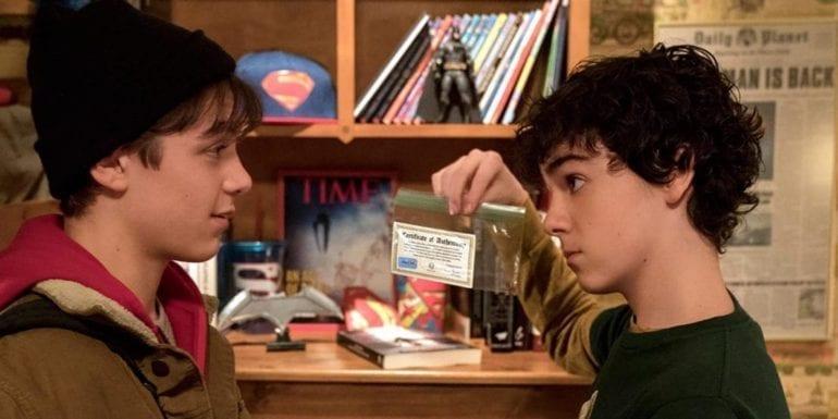 Superhero movies, Billy Batson and Freddy Freeman