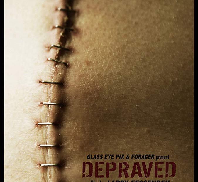 Depraved 2019 A Frankenstein Film for the modern era
