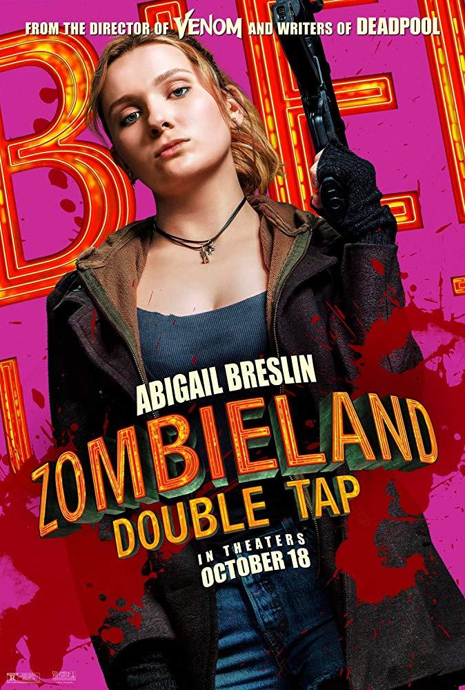 Abigail Breslin Zombieland 2