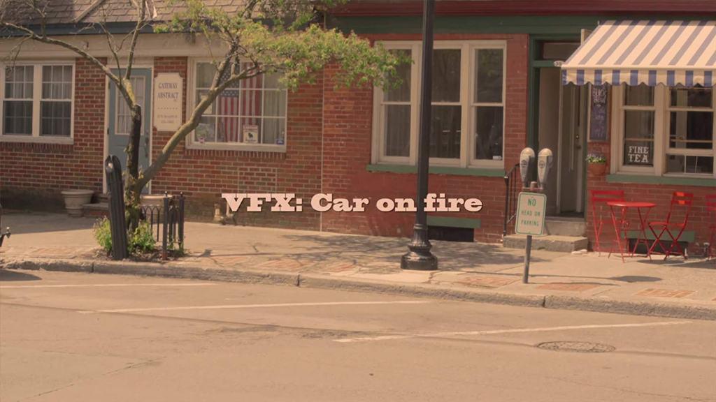 Car on Fire VelociPastor movie still