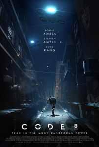 Code 8 2019 movie poster