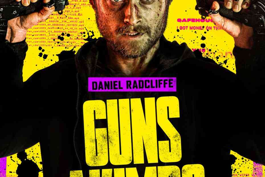 Guns Akimbo 2020 Saban Films
