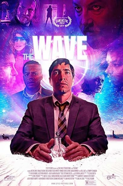 The Wave Poster Art