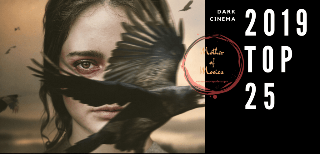 Dark cinema top 25 mother of movies poster with The Nightingale
