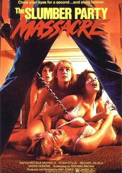Women filmmakers - Slumber Party Massacre poster