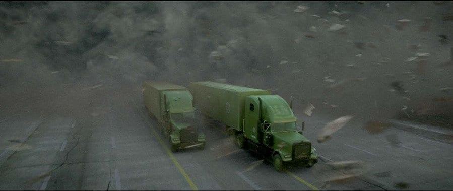 The Hurrican Heist Trucks