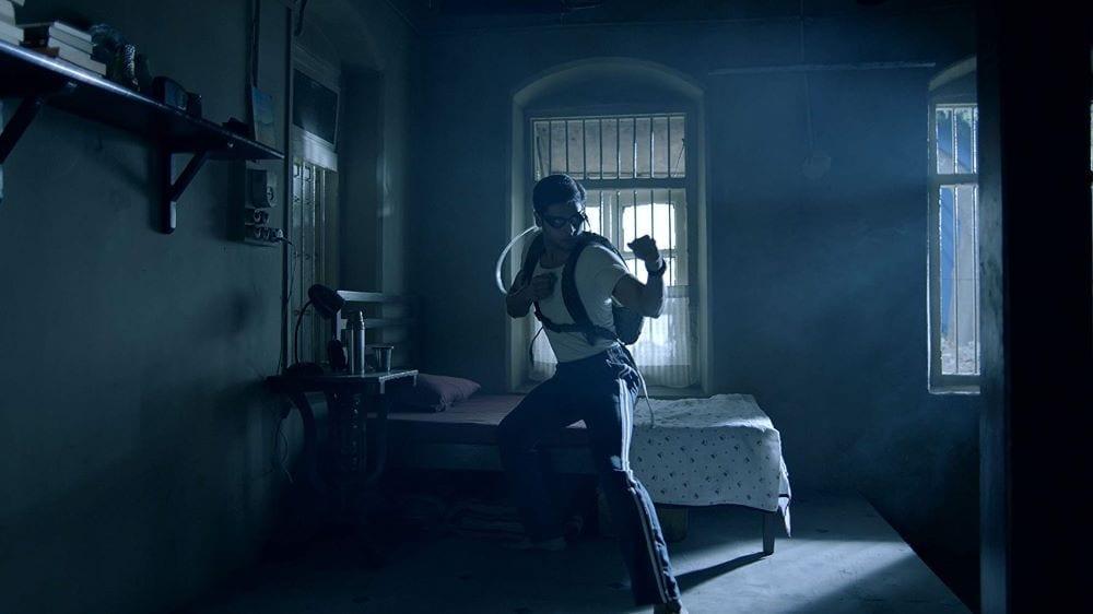 The Man Who Feels No Pain Abhimanyu Dasani in Mard Ko Dard Nahin Hota (2018)