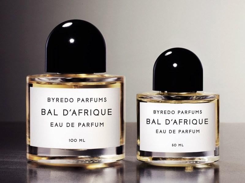 BYREDO Bal d'Afrique, Eau de parfum, 150€ les 100 ml