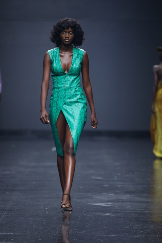 LAGOS FASHION WEEK 2018 – TTYA LONDON